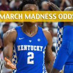 Kansas State Wildcats vs Kentucky Wildcats Predictions, Picks, Odds, and NCAA Basketball Betting Preview - March 22, 2018