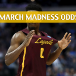 Loyola Chicago Ramblers vs Kansas State Wildcats Predictions, Picks, Odds, and NCAA Basketball Betting Preview – March 24, 2018