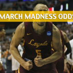 Loyola Chicago Ramblers vs Nevada Wolfpack Predictions, Picks, Odds, and NCAA Basketball Betting Preview – March 22, 2018