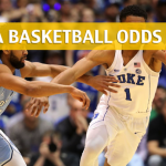 North Carolina Tar Heels vs Duke Blue Devils Predictions, Picks, Odds, and NCAA Basketball Betting Preview – March 9, 2018