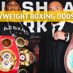Joseph Parker vs Anthony Joshua Predictions and Preview - IBF / WBA / WBO Heavyweight Title Fight Odds