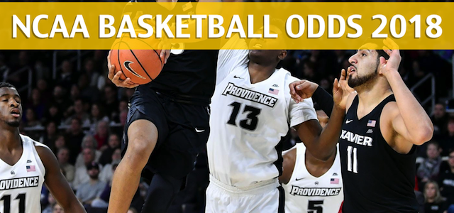Providence Friars vs Xavier Musketeers Predictions, Picks, Odds, and NCAA Basketball Betting Preview – March 9, 2018