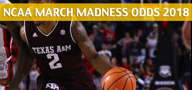 Providence Friars vs Texas A&M Aggies Predictions, Picks, Odds, and NCAA Basketball Betting Preview – 2018 March Madness Round 1