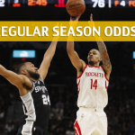 Houston Rockets vs San Antonio Spurs Predictions, Picks, Odds and Betting Preview – April 1 2018