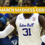 Seton Hall Pirates vs. Kansas Jayhawks Predictions, Picks, Odds, and NCAA Basketball Betting Preview – March 17, 2018