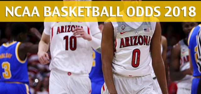 UCLA Bruins vs Arizona Wildcats Predictions, Picks, Odds, and NCAA Basketball Betting Preview – March 9, 2018