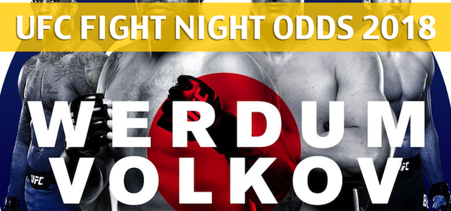 UFC Fight Night 127: Werdum vs Volkov Predictions, Picks, Odds and Betting Preview