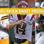 2018 NFL Mock Draft Predictions, Picks, and Preview