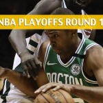 Milwaukee Bucks vs Boston Celtics Predictions, Picks, Odds, and Betting Preview – NBA Playoffs Round 1 Game 5 – April 24, 2018