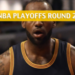 Toronto Raptors vs Cleveland Cavaliers Predictions, Picks, Odds, and Betting Preview - NBA Playoffs Round 2 Game 3 - May 5, 2018