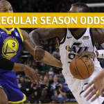 Golden State Warriors vs Utah Jazz Predictions, Picks, Odds and Betting Preview – April 10, 2018