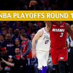Miami Heat vs Philadelphia 76ers Predictions, Picks, Odds, and Betting Preview – NBA Playoffs Round 1 Game 5 – April 24 2018