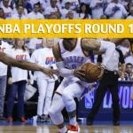 Utah Jazz vs Oklahoma City Thunder Predictions, Picks, Odds and Betting Preview – NBA Playoffs Round 1 Game 5 – April 25 2018