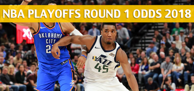 Utah Jazz vs Oklahoma City Thunder Predictions, Picks, Odds and Betting Preview – NBA Playoffs Round 1 Game 2 – April 18 2018