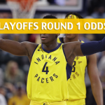 Indiana Pacers vs Cleveland Cavaliers Predictions, Picks, Odds, and Betting Preview – NBA Playoffs Round 1 – April 14 2018
