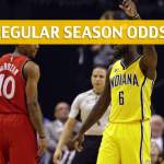 Indiana Pacers vs Toronto Raptors Predictions, Picks, Odds and Betting Preview - April 6 2018