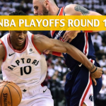 Toronto Raptors vs Washington Wizards Predictions, Picks, Odds, and Betting Preview – NBA Playoffs Round 1 Game 4 – April 22 2018
