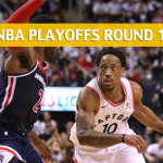 Toronto Raptors vs Washington Wizards Predictions, Picks, Odds, and Betting Preview – NBA Playoffs Round 1 Game 6 – April 27 2018