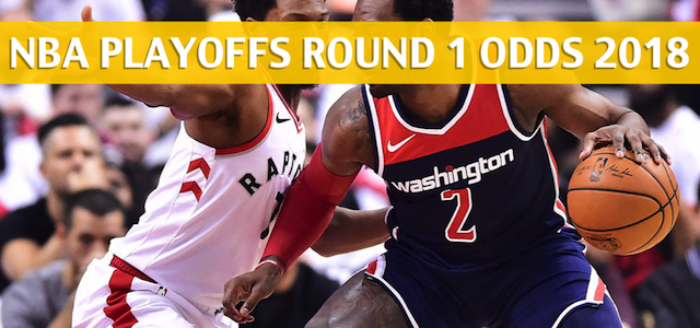 Toronto Raptors vs Washington Wizards Predictions, Picks, Odds, and Betting Preview – NBA Playoffs Round 1 Game 3 – April 20 2018