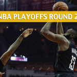 Houston Rockets vs Utah Jazz  Pelicans Predictions, Picks, Odds, and Betting Preview – NBA Playoffs Round 2 Game 3 – May 4, 2018