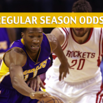 Houston Rockets vs. Los Angeles Lakers Predictions, Picks, Odds and Betting Preview – April 10, 2018