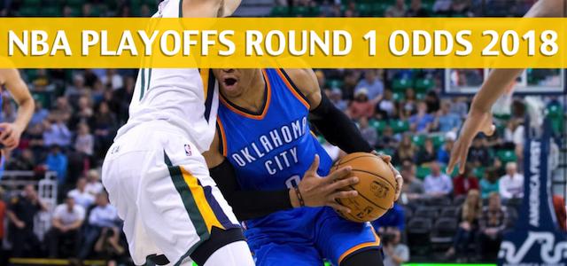 Oklahoma City Thunder vs Utah Jazz Predictions, Picks, Odds and Betting Preview – NBA Playoffs Round 1 Game 3 – April 21 2018