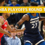 Minnesota Timberwolves vs Houston Rockets Predictions, Picks, Odds and Betting Preview – NBA Playoffs Round 1 Game 5 – April 25, 2018