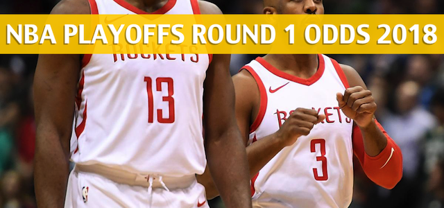 Minnesota Timberwolves vs Houston Rockets Predictions, Picks, Odds and Betting Preview – NBA Playoffs Round 1 Game 1 – April 15, 2018
