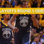 Golden State Warriors vs San Antonio Spurs Predictions, Picks, Odds, and Betting Preview – NBA Playoffs Round 1 Game 4 – April 22 2018