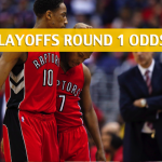 Washington Wizards vs Toronto Raptors Predictions, Picks Odds, and Betting Preview – 2018 NBA Playoffs Round 1