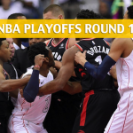Washington Wizards vs Toronto Raptors Predictions, Picks, Odds, and Betting Preview – NBA Playoffs Round 1 Game 5 – April 25 2018