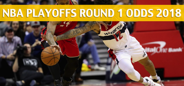 Washington Wizards vs Toronto Raptors Predictions, Picks, Odds, and Betting Preview – NBA Playoffs Round 1 Game 2 – April 17 2018