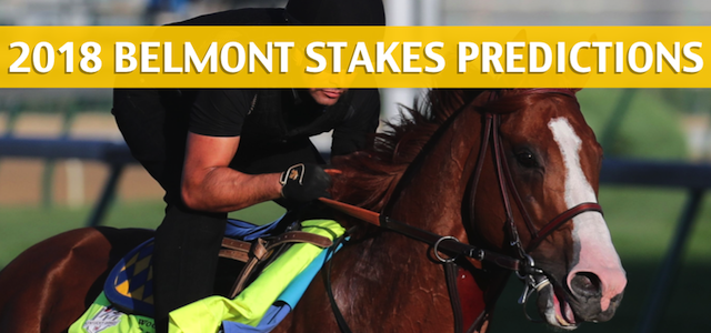 2018 Belmont Stakes Predictions, Picks, Odds, and Betting Preview