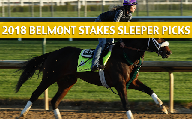 2018 Belmont Stakes Sleepers and Sleeper Picks