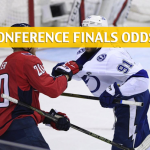Washington Capitals vs Tampa Bay Lightning Predictions, Picks, Odds and Betting Preview – NHL East Conference Finals – May 23 2018