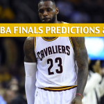 Cleveland Cavaliers vs Golden State Warriors Predictions, Picks, Odds and Preview – NBA Finals Game One - May 31 2018