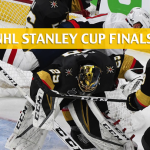 Vegas Golden Knights vs Washington Capitals Predictions, Picks, Odds and Betting Preview – Stanley Cup Final – June 2 2018