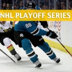 Vegas Golden Knights vs San Jose Sharks Predictions, Picks, Odds and Betting Preview – May 6 2018