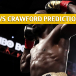 Jeff Horn vs Terence Crawford Prediction, Pick, Odds and Betting Preview for the WBO Welterweight Bout on June 9 2018