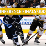 Vegas Golden Knights vs Winnipeg Jets Predictions, Picks, Odds and Betting Preview – NHL West Conference Finals – May 14 2018
