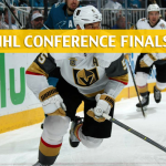 Vegas Golden Knights vs Winnipeg Jets Predictions, Picks, Odds and Betting Preview – NHL West Conference Finals Game 1 – May 12 2018