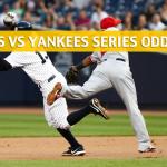 Los Angeles Angels vs New York Yankees Predictions, Picks, Odds, and Betting Preview - Season Series May 25-27, 2018