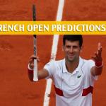 Marco Cecchinato vs Novak Djokovic Predictions, Picks, Odds, and Betting Preview - French Open Quarter Finals - June 6, 2018