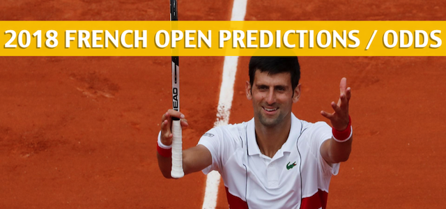 Marco Cecchinato vs Novak Djokovic Predictions, Picks, Odds, and Betting Preview – French Open Quarter Finals – June 6, 2018