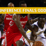 Golden State Warriors vs Houston Rockets Predictions, Picks, Odds, and Betting Preview – NBA Western Conference Finals Game 2 – May 16, 2018