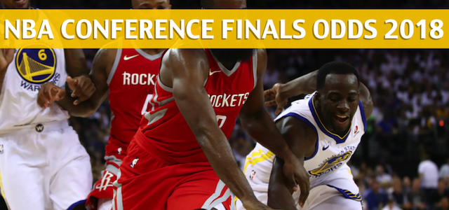 Houston Rockets vs Golden State Warriors Predictions, Picks, Odds, and Betting Preview – NBA Western Conference Finals Game 3 – May 20, 2018