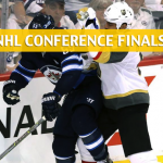 Vegas Golden Knights vs Winnipeg Jets Predictions, Picks, Odds and Betting Preview – NHL West Conference Finals – May 20 2018