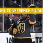 Winnipeg Jets vs Vegas Golden Knights Predictions, Picks, Odds and Betting Preview – NHL West Conference Finals – May 16 2018