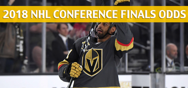Winnipeg Jets vs Vegas Golden Knights Predictions, Picks, Odds and Betting Preview – NHL West Conference Finals – May 18 2018