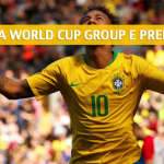 2018 FIFA World Cup Group E Predictions, Picks, Odds, and Betting Preview